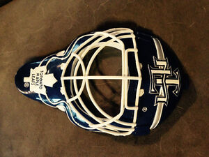 Toronto maple leafs mask London Ontario image 2