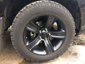 Tires 285/55-20 with Rims