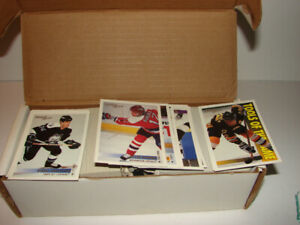1994-95 O-Pee-Chee Premier Special Effects Hockey cards