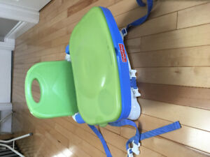 Fisher-Price Booster Seat that attaches to any chair
