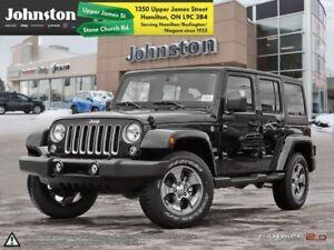 2018 Jeep Wrangler Unlimited Sahara 4x4  - Navigation - $132.31