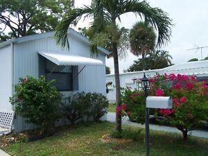 Maison Mobile sur le Pine Tree Park à louer