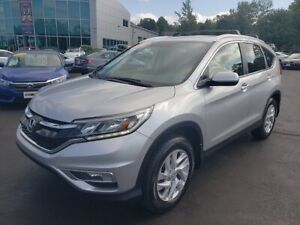 2016 Honda CR-V EX / AWD / Sunroof