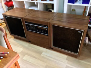 Stereo wanted