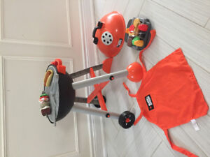 Toy Black and Decker BBQ