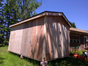 10 by 16 shed for sale