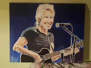 Roger Waters Painting