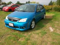2007 Ford Focus SES  only  93 km   4 DR Hatchback