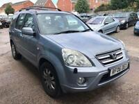 Honda CR-V 2.2 i-CTDi Executive - 2006 06-REG - 11 MONTHS MOT