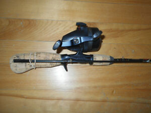 Spincast fishing rod and reel,Shimano,, Fishing rod and reel