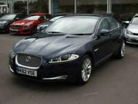 2012 Jaguar XF 2.2d Luxury 4dr Auto Saloon Diesel Automatic