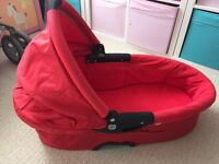 Quinny Buzz Travel System Strawberry