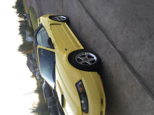 2003 Ford Mustang GT Convertible Procharged