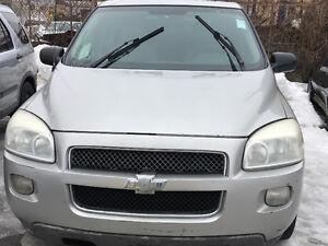 2008 Chevrolet Uplander LT1 Fourgonnette, AUTOMATIQUE SPECIAL