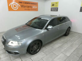 2010,Audi A6 S Line***BUY FOR ONLY £48 PER WEEK***