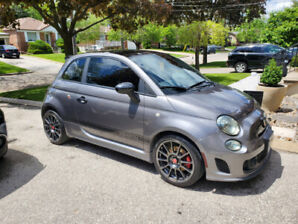 2013 Fiat Abarth-Turbo Full loaded for Sale