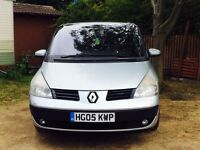 RENAULT GRAND ESPACE 7 SEATER AUTOMATIC DIESEL GOOD RUNNER FULL HISTORY 1395