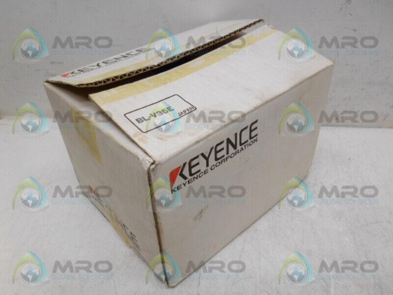 KEYENCE BL-V35E BARCODE DISPLAY INTERFACE * NEW IN BOX *