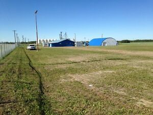 Commercial Property in Stettler , Sale or Lease , 5 Acres
