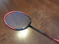 Mint condition Yonex Nanoray Z Speed badminton racket for sale