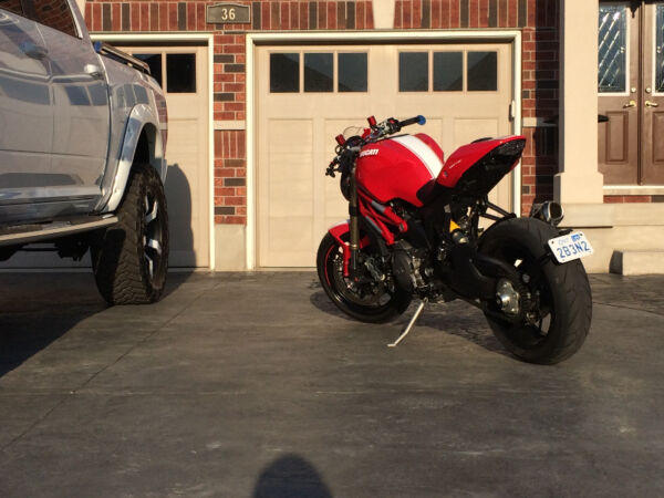 Used 2012 Ducati Monster