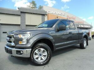 Ford F-150 XLT, V6, 3.5L KING CAB, BTE 6,5,GR ELEC, HITCH. 2015