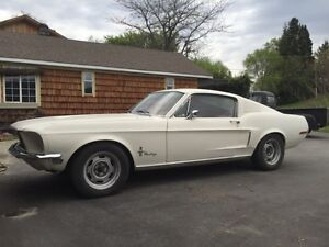 1968 Mustang Fastback *Tentatively Sold*