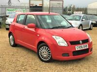 2006 Suzuki Swift GL 1.3 91bhp Warranty & delivery available Part-Ex welcome