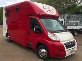 Citroen Relay 3.5t tonne Horsebox superb New Build by John Oates