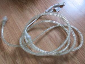 Rope lights $3