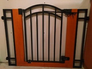 Tension Style Baby Gate