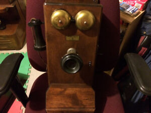 1930's northern electric telephone