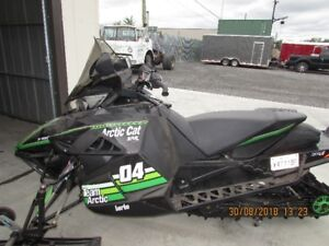 ARTIC CAT 2012 XF 1100 TURBO