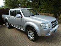 2008 Ford Ranger 3.0TDCi Auto XLT Thunder Double Cab