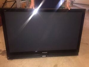 "50"" Panasonic Flat Screen HD TV"