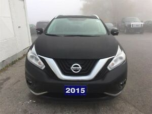 2015 Nissan Murano SL Peterborough Peterborough Area image 2