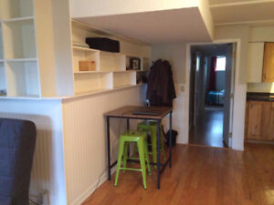 INNER CITY Sunny Walkout Suite backing onto Confederation Park