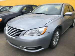 2013 CHRYSLER 200 TOURING 140704 KM FULLY DETAIL CAR