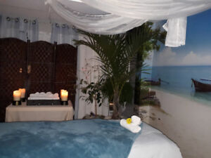 Wellness and beauty rooms for rent