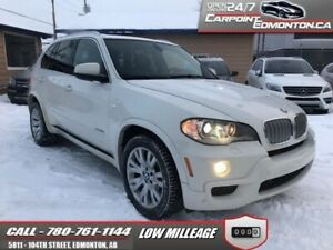 2010 BMW X5 4.8L M SPORT ONLY 90700 KMS!!  - Local