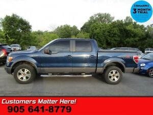 2009 Ford F-150 FX4  4X4 LEATHER ROOF HS P/SEAT CONSOLE/BUCKETS