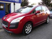 PEUGEOT 3008 1.6HDi DIESEL ACTIVE 110 ** 2010 ** SIX SPEED **