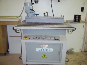 Edging Machine for PVC Double Sides Edging 3 Phases
