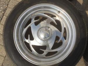 Custom 17 rims