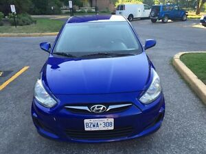 2012 Hyundai Accent Certified, E-Tested
