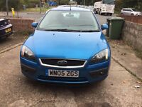 2005 new shape Ford Focus 1.6 climate