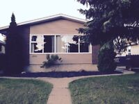 South side bungalow-available immediately