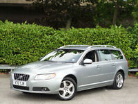 Volvo V70 2.4 D5 ( 185ps ) Geartronic 2009MY SE Lux