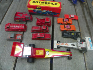 Midge Toy Cars and Other Vintage Cars