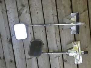mirrors for towing a tent trailer